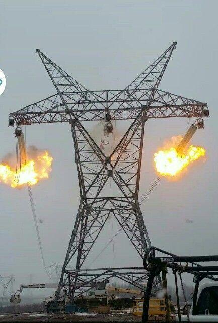 1590 Deadends Implo S Transmission Powerlines
