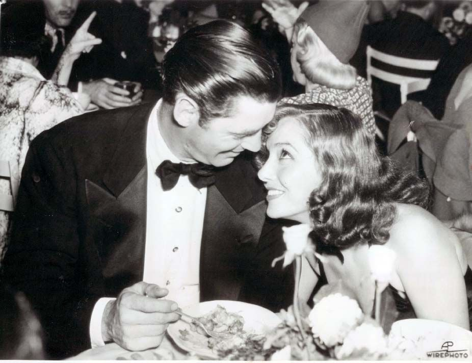 Johnny Weissmuller & Lupe Vélez. They have been married for five years.