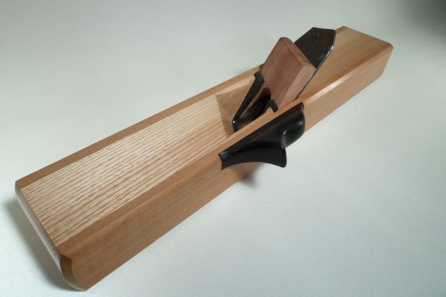 Wooden Plane For A Shooting Board Best Design I Ve Seen Given That