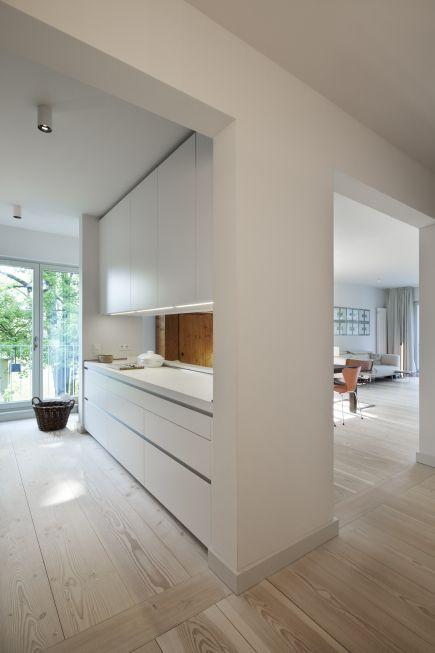 offener grundriss wohnen am wei en see haus c wohnanlage mit f nf mehrfamilienh usern clr. Black Bedroom Furniture Sets. Home Design Ideas