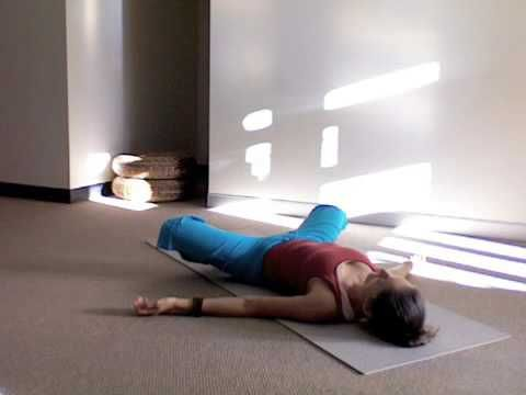 supine butterfly yoga pose is also known as urdhva shayana