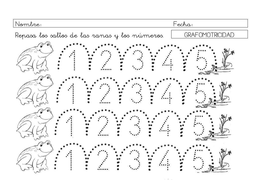 Colección Taller De Imágenes De Grafomotricidad Orientacion Andujar Matematik Okuma Okul