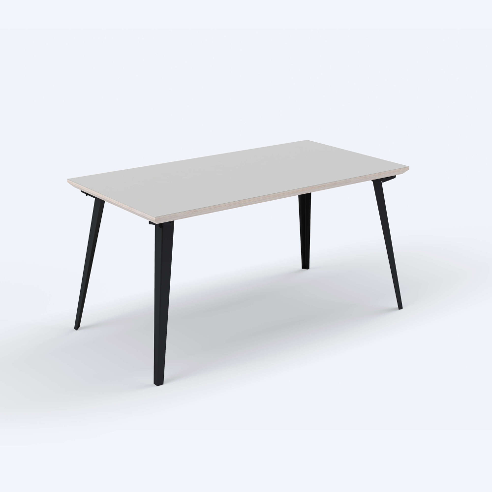The Floyd Table Floyd Birch Dining Table Dining Table Modern