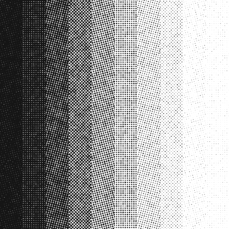 Halftone Illustrator Photoshop InDesign Pattern Fills Textures Unique Halftone Pattern Photoshop