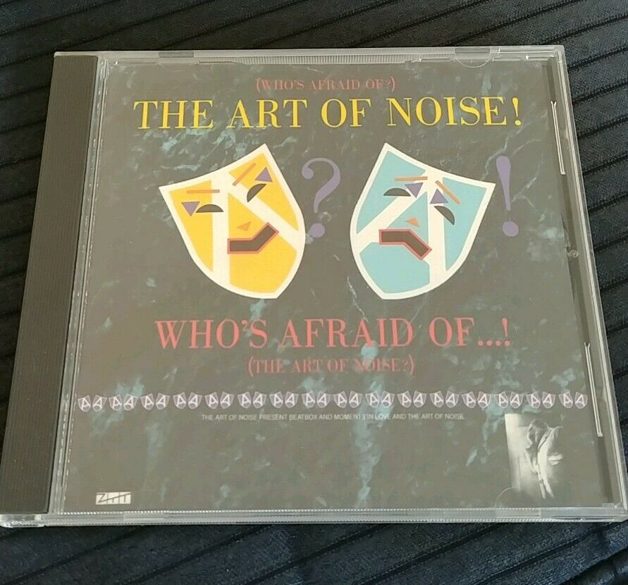 Whos Afraid Of By Art Of Noise 1984 Cd Album Experimentalrock