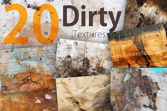 http://crencils.com/downloads/dirty-textures-pack-21-textures/