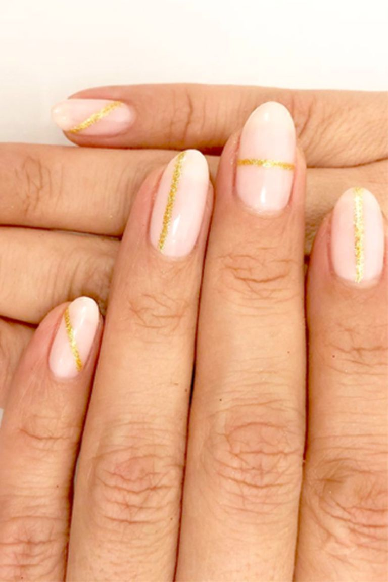 15 Fresh Design Ideas for Almond-Shaped Nails | Nail ...