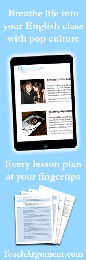 The best English teacher lesson plans on the web. Save
