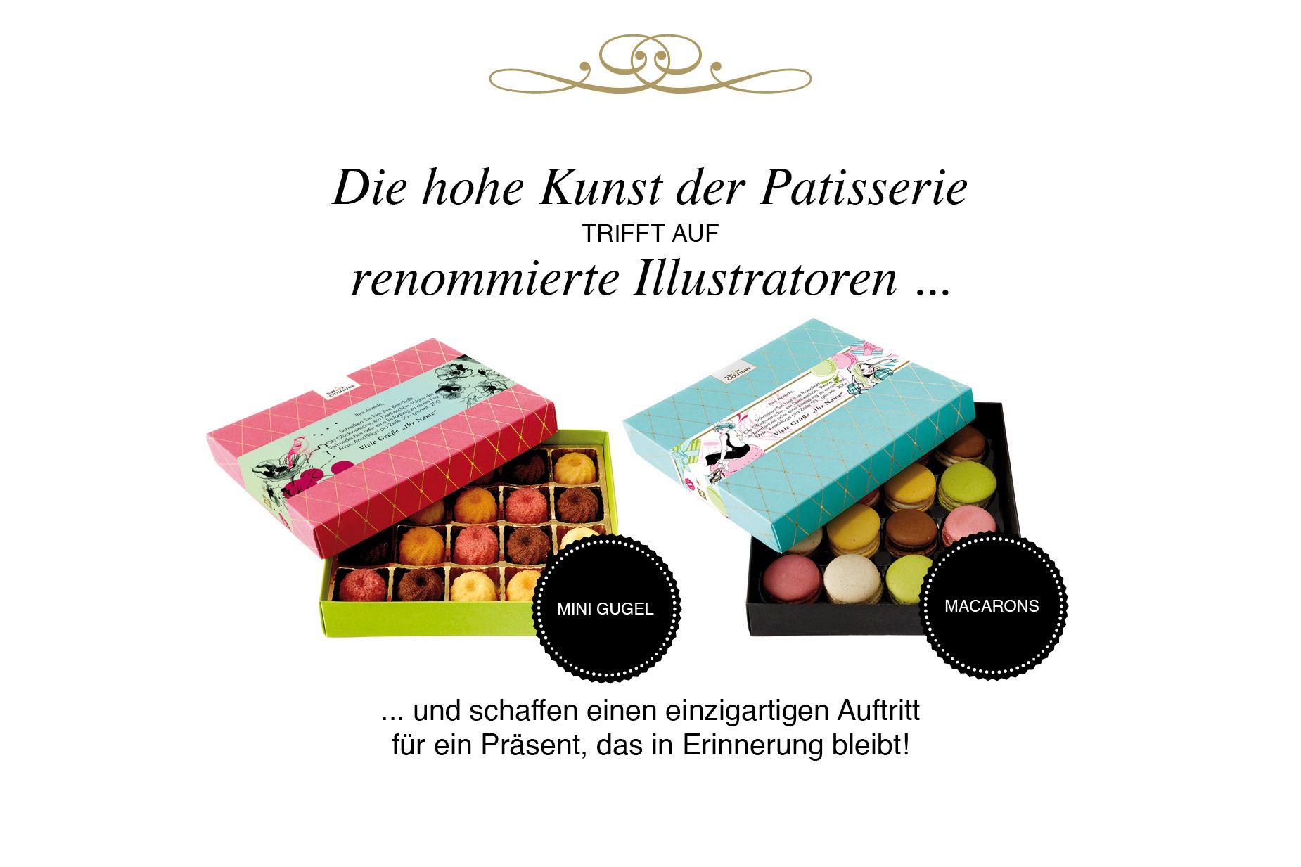 Für €18,90 direkt zum Versenden!  #macarons  #sweets #cake #illustration #present