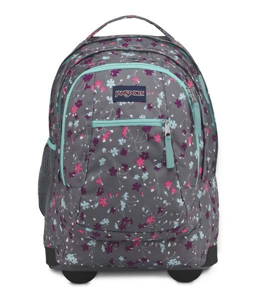 Jansport Driver 8 Backpack Spring Meadow Rolling