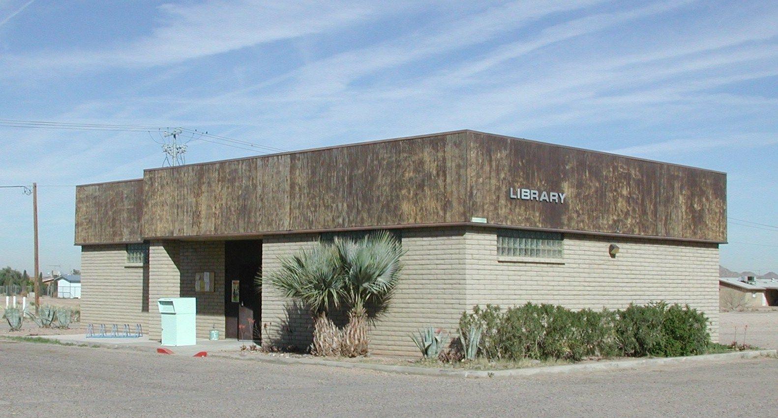 Arizona City Library