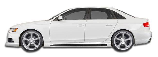 2009 2019 Audi A4 S4 B8 R 1 Side Skirts Rocker Panels 2 Piece In 2021 Audi Audi A4 Wagon R
