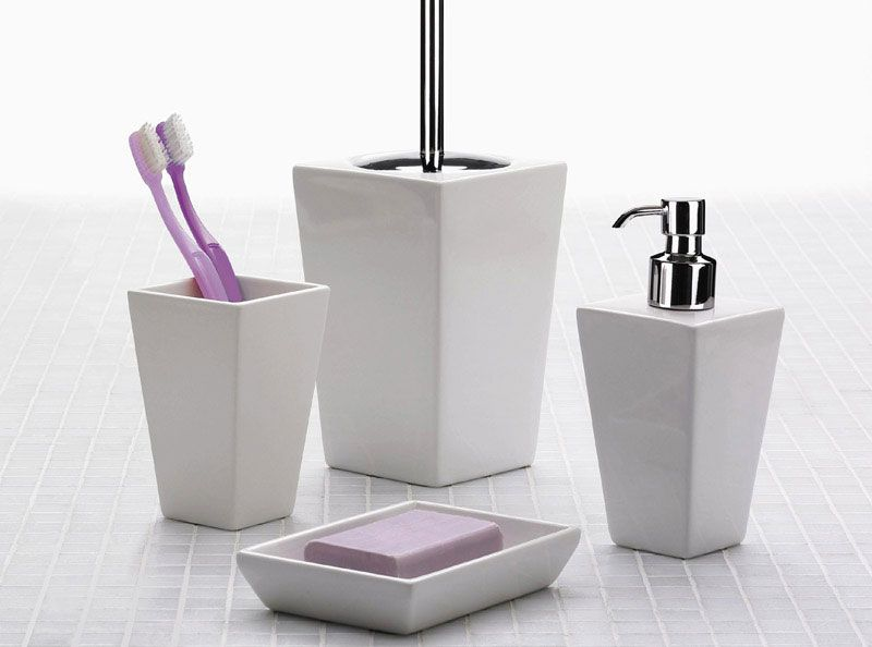 bathroom accessories - White Bathroom Accessories Uk