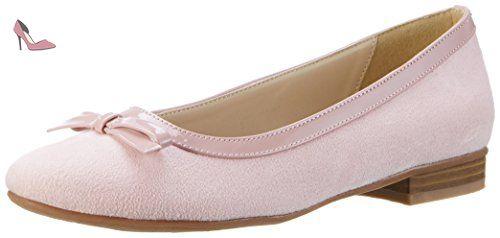 Rose 3003424 Conti Ballerines rosa Pink Femme Andrea 40 5wqFqI