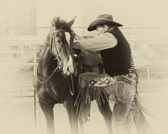 mustang photo horse art black and white sepia antique western