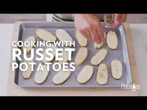 Russet potatoes information. Learn more about russet potato calories and nutritional value.  Find links to our favorite russet potato recipes. #russetpotatorecipes Russet potatoes information. Learn more about russet potato calories and nutritional value.  Find links to our favorite russet potato recipes. #russetpotatorecipes