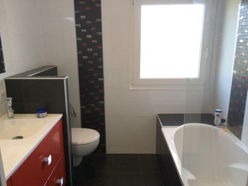 Salle de bain  Quimper réalisée par ALEXANDRE LE BERRE Salle de