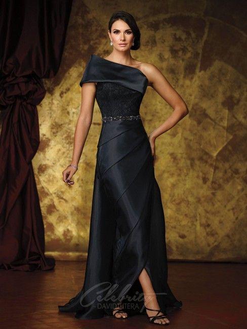 4aa61a3bc5d Celebrity David Tutera DT11612 Asymmetrical Dress in 2019