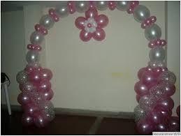decoracion para fiestas de aos con globos buscar con google