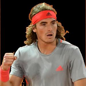 Tsitsipas Player Card Players Roland Garros