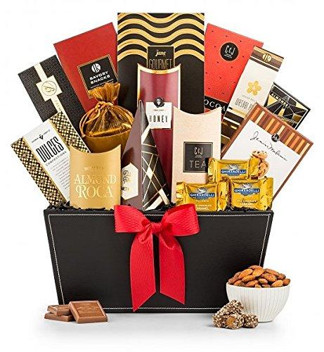 748b0dccd1d4 GiftTree Sincerest Greetings Gourmet Food Gift Basket