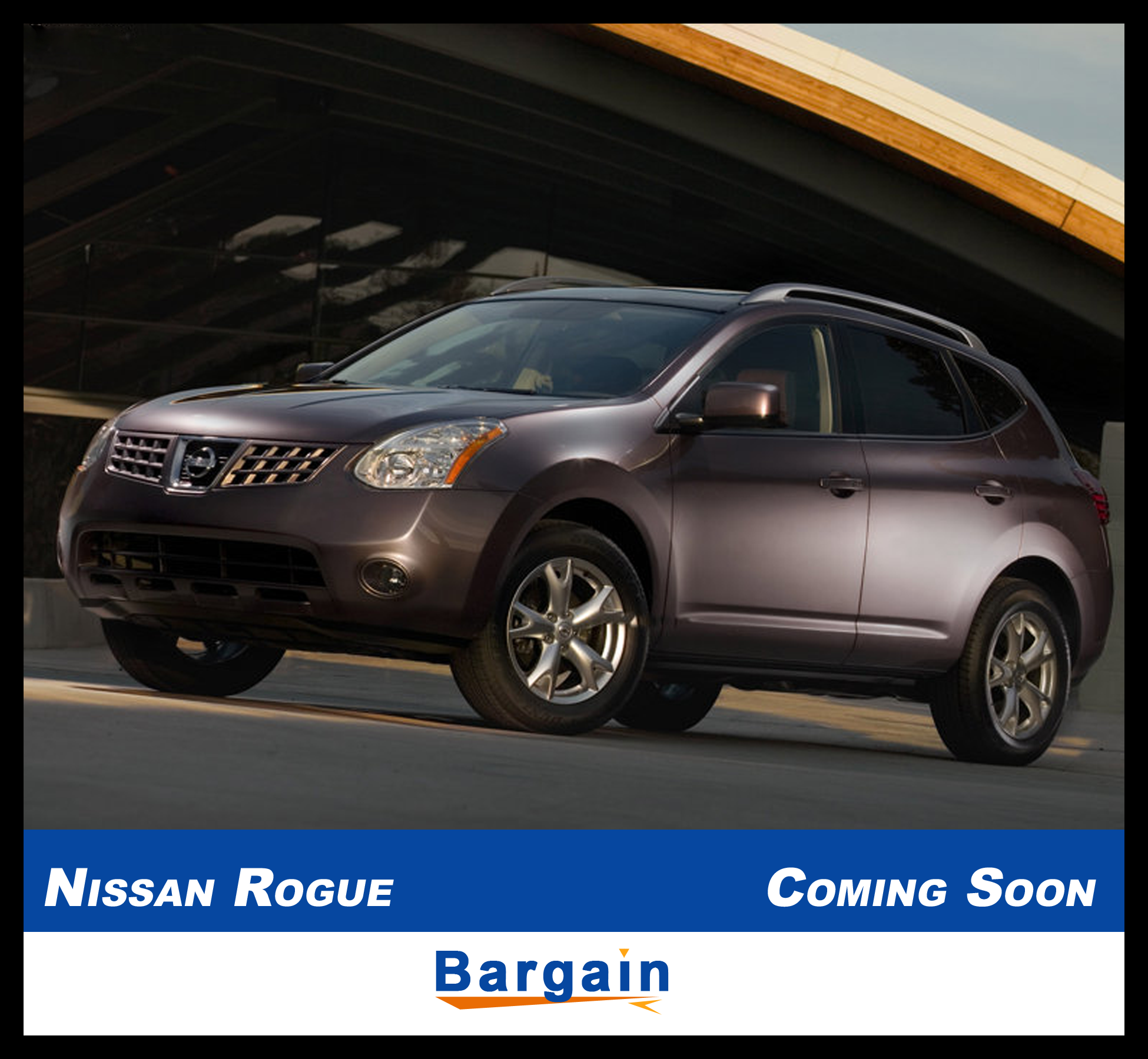Coming soon.. Nissan Rogue! nissan rogue
