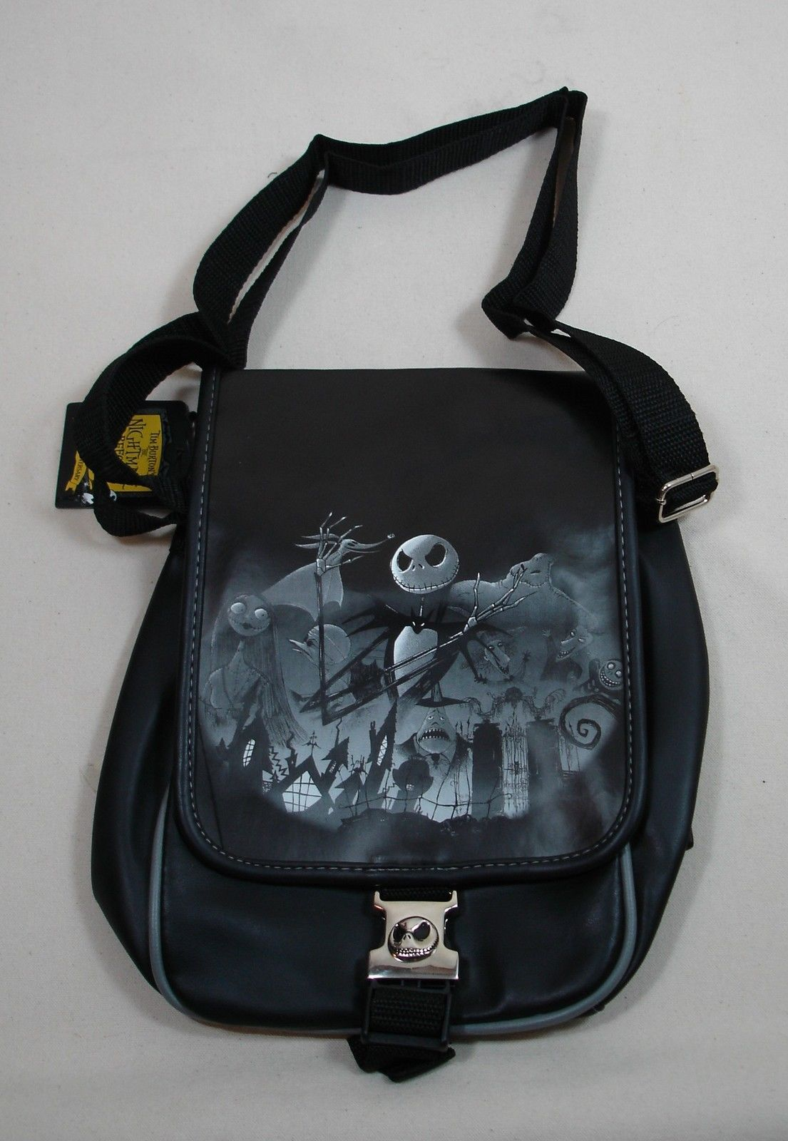 Nightmare before Christmas Jack PVC purse bag NWT