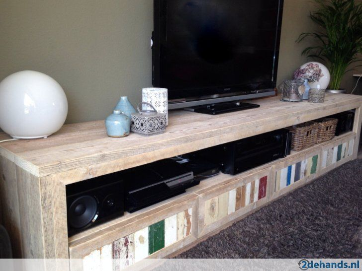 Tv Kast Steigerhout : Tv meubels ab steigerhout