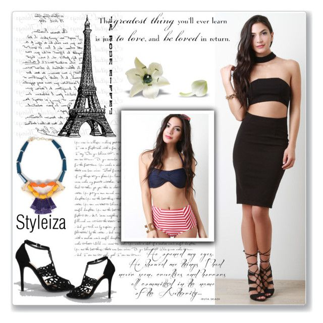 """Styleiza 7/25"" by mery66 ❤ liked on Polyvore"