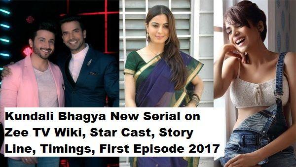 Kundali Bhagya Serial Wiki, Star Cast, Story Line, Timings