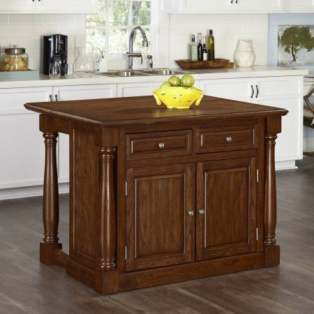 Home | Kitchen island with seating, Wood kitchen island ...