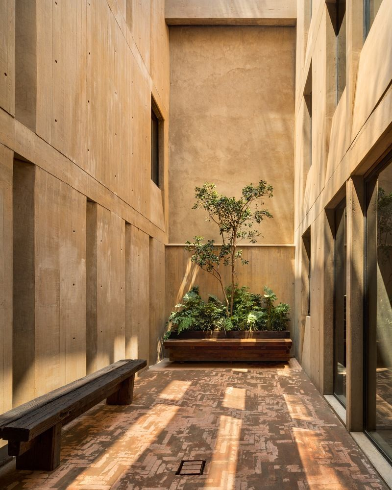 Apt Complex Near Me: Gallery Of LC 710 / Taller Héctor Barroso - 11