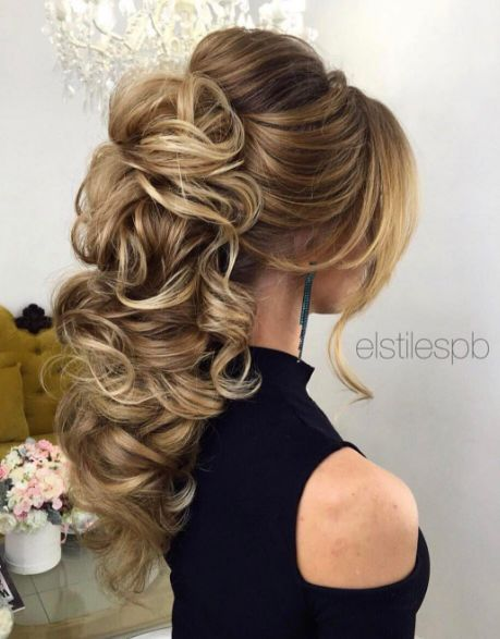hair styles for frizzy hair elstile wedding hairstyle inspiration cabelos 5136