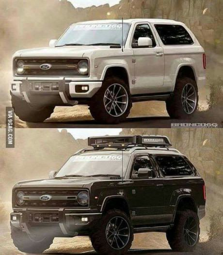 What Do Guys Think About The New Design Of The Legendary Ford