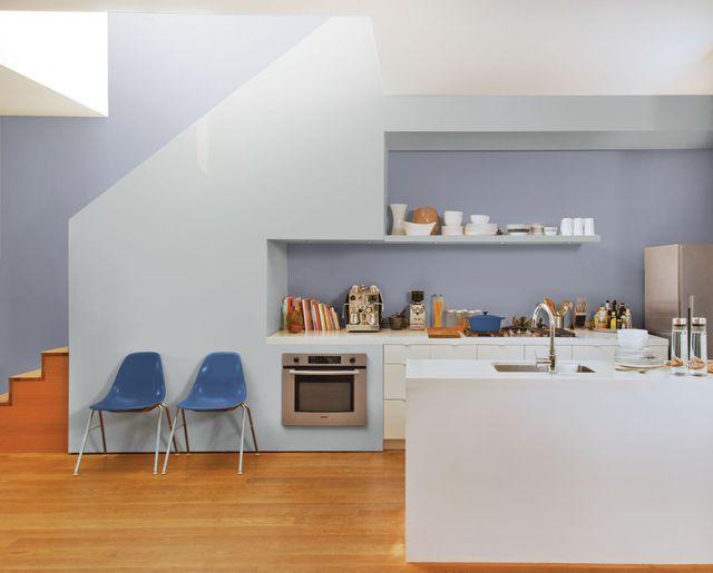 Peinture cuisine  les couleurs tendance La cuisine, Douce et