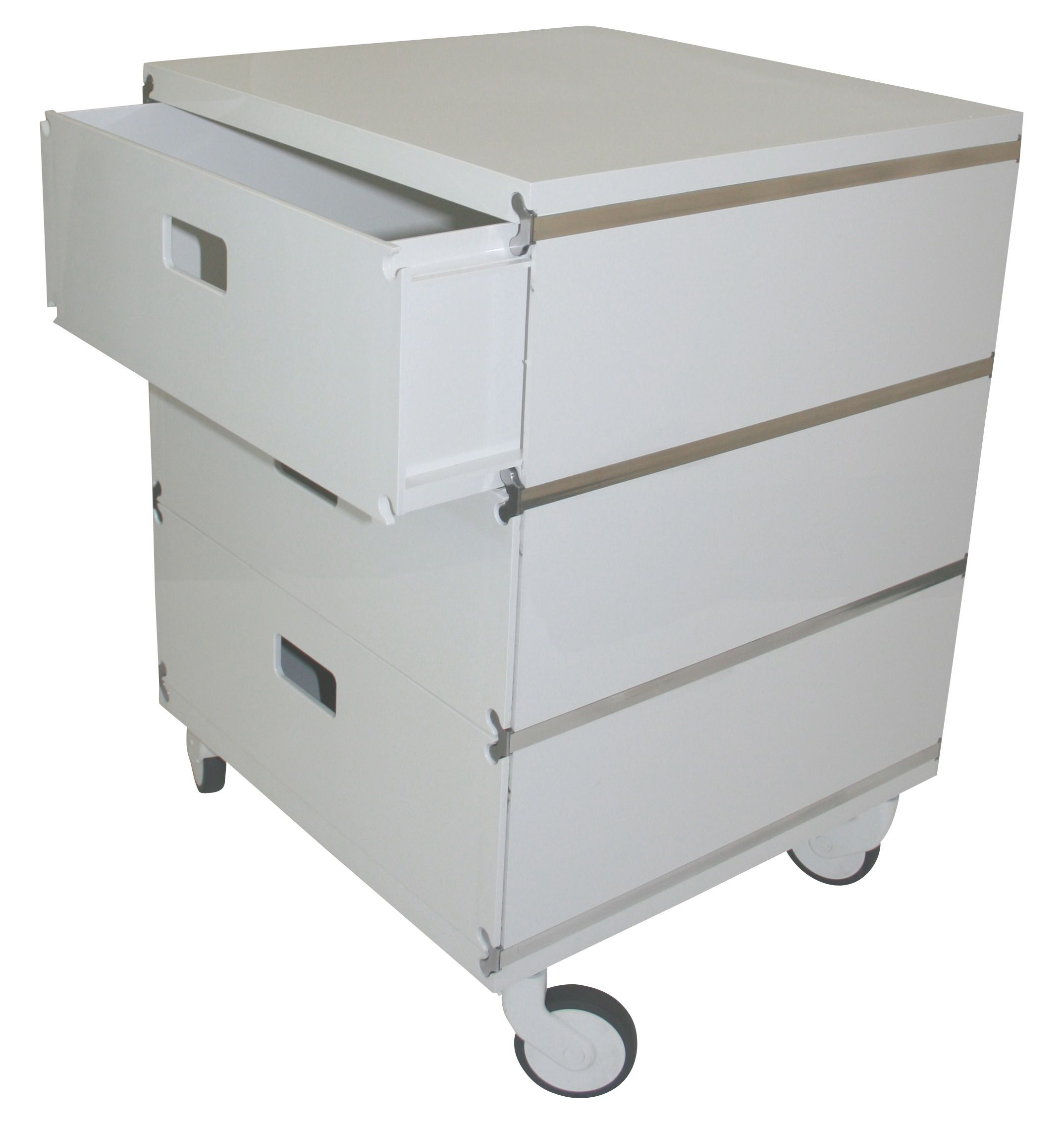 cart with drawers and wheels