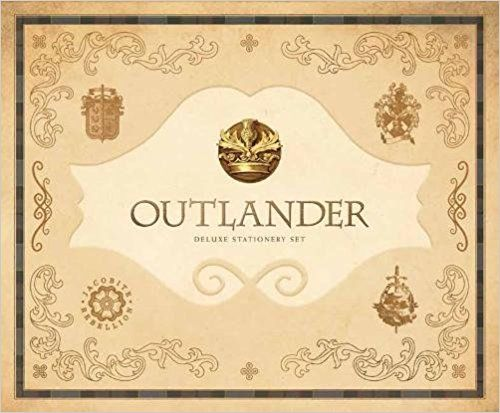 Outlander Deluxe Stationery Set Insight Editions