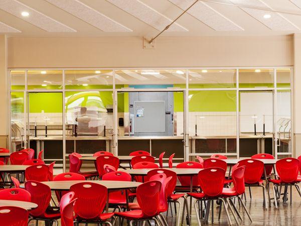 school cafeteria architecture - Google Search | Cafeteria ...