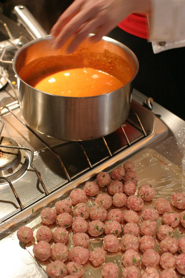 Summer Meatballs Recipe - NYT Cooking