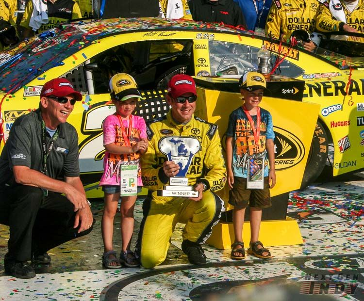 Winner Profile: Matt Kenseth - 2015 #PureMichigan400 at MISpeedway  http://www.nextgenindy.com/2015/08/winner-profile-matt-kenseth-2015-pure-michigan-400?utm_content=buffer15b03&utm_medium=social&utm_source=pinterest.com&utm_campaign=buffer #NASCAR Cole Trombley