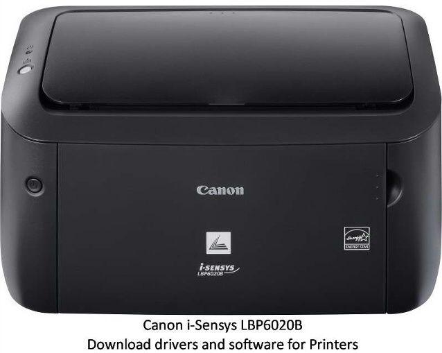 Canon iSensys LBP6020B Printing software, Energy saving