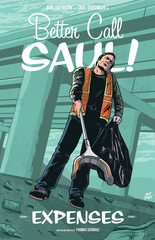 Better Call Saul season 3 episode 7, \