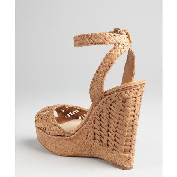 pictures cheap price find great cheap price Prada Woven Wedge Sandals buy cheap low shipping 2015 new sale online clearance explore qtYMSp
