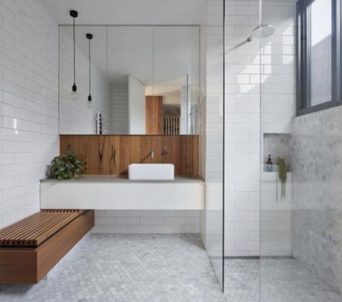 Verwonderlijk Kleine badkamer? Zo oogt ze ruimer (leestijd: 2 minuten (met YJ-47