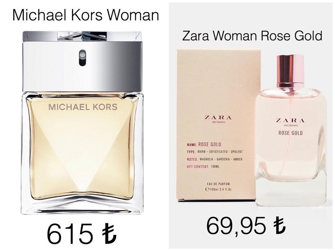 Redamancy On Instagram Michael Kors Woman Parfumunun Zara