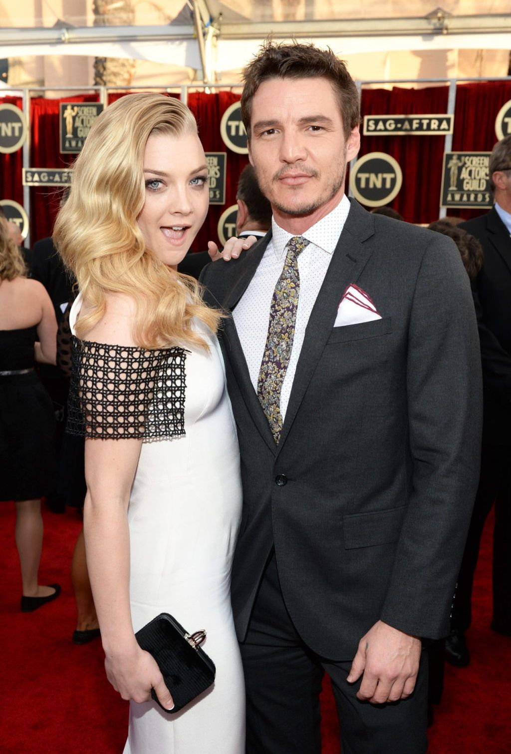 Now these two seem like a fun duo! Margaery and Oberyn