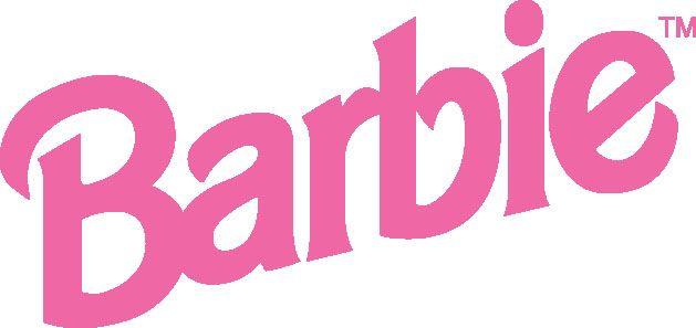 Barbie Barbie Logo Free Barbie Barbie