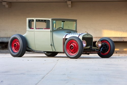 Ford Model T Coupe Ford Hot Rods Cars Muscle Hot Rods Ford