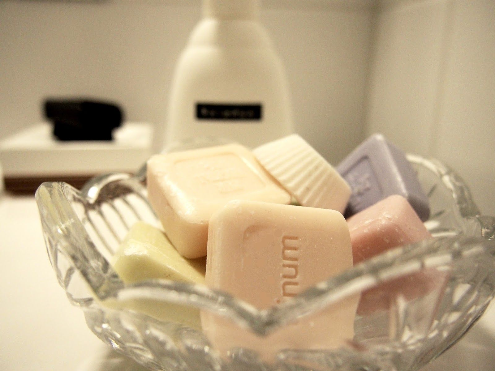 Soaps like candy