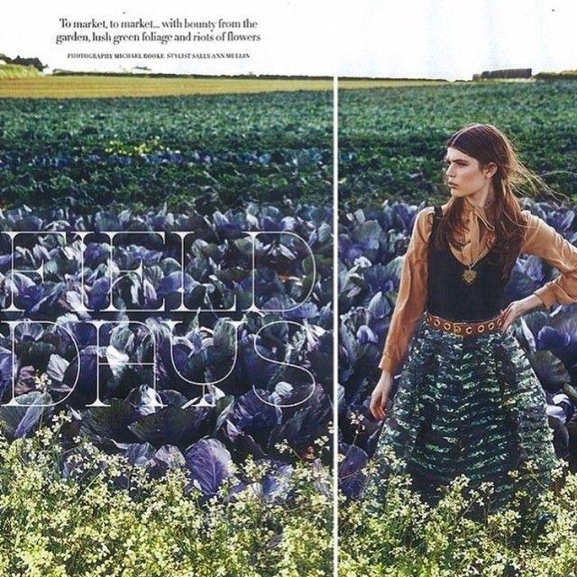 "RG @lauren__gunn| Our #blakluxe ""Demure Shirt"" features in the latest @fashionquarterly | Featuring  @kendelltobin styling by @sallyannmullin  Hair and Make Up by @lauren__gunn |"